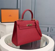 Hermes 2020,Hermes On Sale,Hermes Outlet Online Hermes Online, Hermes Handbags, Red Bags, Hermes Kelly, Gold Hardware, How To Introduce Yourself, Branding Design, Leather, Accessories