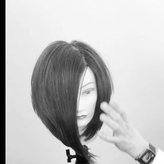 Rock the LOB - Point Cut Hair - Accesorios para Cabello Hair Cutting Videos, Hair Cutting Techniques, Hair Color Techniques, Hair Videos, Makeup Videos, Short Grunge Hair, Short Hair Cuts, Point Cut Hair, Undercut Hairstyles Women