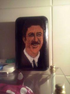 #autoretratosobrefundadeplasticotiempounahora #pintura by Santos #rodriguezbermejo #DMAgallery 10000artistas.com/galeria/7343-pintura-auto-retrato-sobre-funda-de-plastico-tiempo-una-hora-pesos-0.00-santos-rodriguez-bermejo/   Más obras del artista: 10000artistas.com/obras-por-usuario/2108-santosrodriguezbermejo/ Publica tu obra GRATIS! 10000artistas.com Seguinos en facebook: fb.me/10000artistas Twitter: twitter.com/10000artistas Google+: plus.google.com/+10000artistas