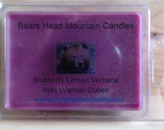 Dahila & Lychee Candle Wax Melt Cubes 1 6 by BearsHeadMountain