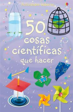 The 50 Science Things to Make and Do Cards Set is 50 sturdy cards with step-by-step instructions on how to complete awesome science experiments, like making salt & candy crystals. Cards also explain the science behind each experiment. Preschool Science, Science Fair, Science For Kids, Science Activities, Science Projects, Science And Nature, Activities For Kids, Crafts For Kids, Learn Science