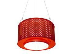 Incredible lamp made of recycled washing machine drum. Used washing machine drums are given a new life as a lamp