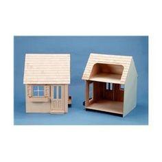 Greenleaf 9310 Primrose Doll House Kit