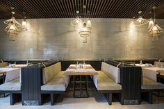Voyage Hotel by GeoID | #restaurantdesign #restaurantinterior #interiordesign