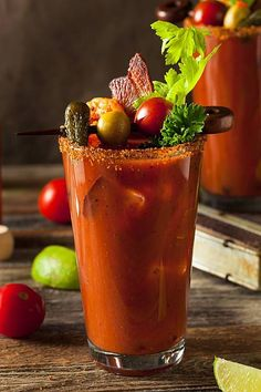 Keto Bloody Mary Mix Low Carb and will not blow your diet