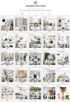 Jacquelyn Clark - 10 design accounts to follow on Pinterest Photo Wall, Gallery Wall, House Styles, Frame, Designers, Inspiration, Home Decor, Picture Frame, Photograph