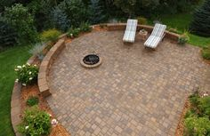 Patios & Fire Pits | Patio Town