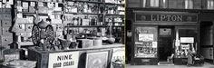 Lipton introdujo en Gran Bretaña la organización de productos por lineales   #Branding #Lipton #Té #Packaging