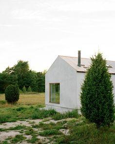 House on Gotland, maison sur une île suédoise par Etat Arkitekter - Journal du Design