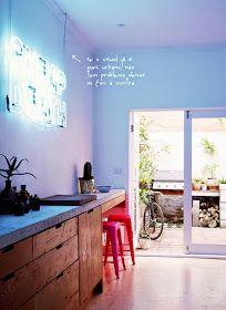 Arquitetar e Decorar: Decoração Neon