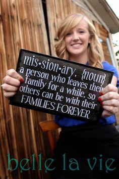 belle la vie sister missionary pictures