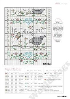 Gallery.ru / Фото #40 - Cross Stitch Collection 212 август 2012 - tymannost