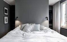 Ideas for walk in closet behind bed Home Bedroom, Modern Bedroom, Master Bedroom, Bedroom Decor, Bedroom Wall, Wardrobe Behind Bed, Closet Walk-in, Closets, Walk In Closet Design