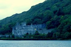 Kylemore Abbey, County Mayo County Mayo, Ireland, River, Outdoor, Outdoors, Irish, Outdoor Games, Outdoor Life, Rivers