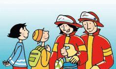 """Projet """"apprenti pompier"""" : Matériel d'éducation en prévention des incendies pour les jeunes- Ministère de la Sécurité publique"""