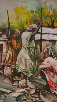 30 Beautiful Snaps of Haitian Art