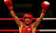 #IOA_BI battle will Harm Boxers : Akhil Kumar