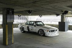 BMW 3.5 CSL Group 5 Frank Stella #ArtCar