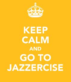 Jazzercise is the best!!! It is something that is a big part of my healthy lifestyle challenge.