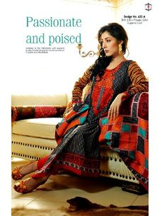 Rahat Lawn 2014 by House of Ittehad | Ittehad Rahat Summer Lawn Collection 2014-2015 | New Pk-Fashion