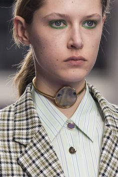 Mulberry Fall 2017 Fashion Show Details- The Impression