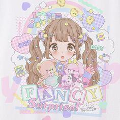 ■ Ponpon Popular T-shirt & # 9825; - Fancy Surprise!