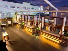 Elixir Rooftop Bar // Brisbane