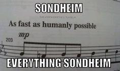 Broadway Compose   Stephen Sondheim humor!    Stephen Sondheim, 18th Annual Inge Fest honoree