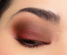 Chanel Fall 2016 | A Rusty, Rouge-Inspired Look - Temptalia Beauty Blog: Makeup Reviews, Beauty Tips