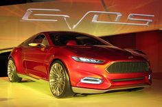 2014-2015 Mustang?  Next Ford Mustang to ditch retro look in favor of futuristic Evos styling?