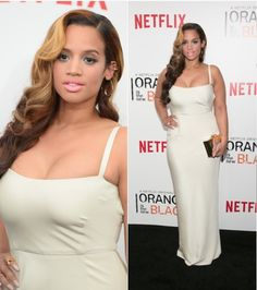 feministprinc3ss:  CAN WE TALK ABOUT HOW FLAWLESS DASCHA POLANCO IS PLEASE