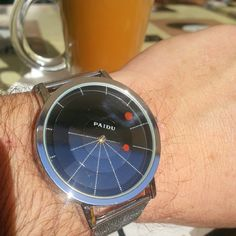 Another shot of this #Paidu #watch. This time, with #coffee ... #watchgramm #timepiece  #wristgame #watchporn #wristswag #wristshot #watchfam #wristwatch #watchesofinstagram #dailywatch #watches #watchgeek #watchnerd #style #instadaily #instagood #igers  #TagsForLikes @TagsForLikes #instagood #follow #photooftheday #picoftheday #instadaily #swag #TFLers #fashion #instalike