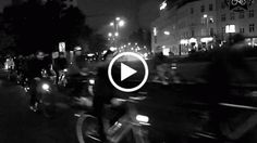 http://youtu.be/hxOPfaBVRsE Unseen moments of the critical mass in berlin (germany). No comments – pure emotions! #criticalmass #berlin #sicherradeln