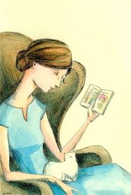 Pinzellades al món: Dones, gats i llibres / Mujeres, gatos y libros / Women, cats and books