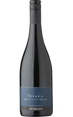 Arakoon The Doyen Willunga Shiraz 2015 McLaren Vale - 12 Bottles Wine Offers, Grilled Lamb, Red Fruit, Pasta Bake, Dark Colors, Blackberry, Wines, Bottles, Fragrance