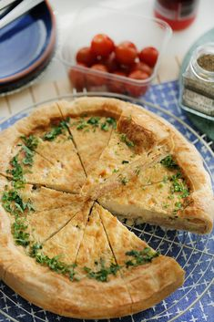 Quiche Lorraine, Camembert Cheese, Brunch, Quiches, Ethnic Recipes, Om, Foods, Drinks, Seeds