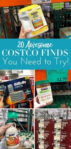 c1b636b26d39 Check out these 20 awesome Costco finds that you all need to try! Stock up