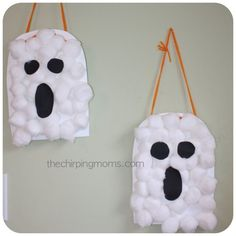 Halloween Projects for Little Ones