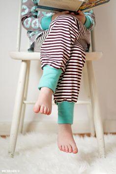 theblogbook | sewing | pajama, lillestoff