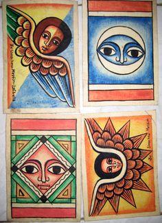 Ethiopian sacral art - Buscar con Google
