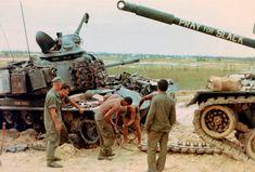 north vietnam tanks | ... Vietnam, M48A3 Patton Tank, Vietnam War, Marine Corps Tank Battalions