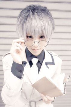 Hina Sasaki Haise Cosplay Photo - WorldCosplay