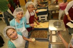 Birthday Party: Volunteer at Feed My Starving Children