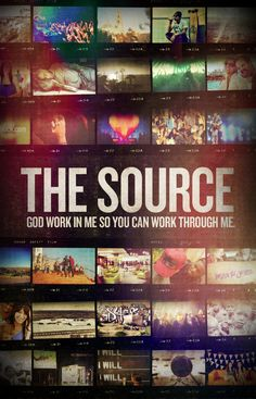 Join Pastor Miles Sunday November 4 for the beginning of a new series, #TheSource. As followers of Jesus, we are called to build His kingdom through the generosity of our hearts...giving our heart to Him. It is our prayer that we allow God to work in us so He can work through us.  #sdrock