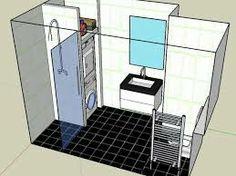 wasmachine wegwerken - Bijkeuken | Pinterest