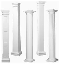 Porch Swing, Front Porch, Diy Porch, Porch Posts, Porch Columns, House  Porch, Column Wrap, Ask Any Question, Pedestal