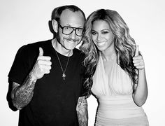 Terry Richardson & Beyoncè