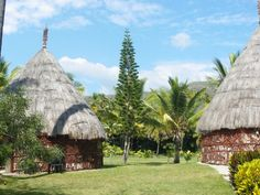New Caledonia, Houses