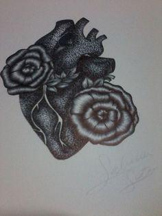 El corazón también florece