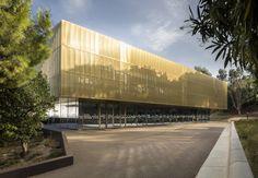 Gallery of Cultural Center Alb'Oru / DDA architectes - 1